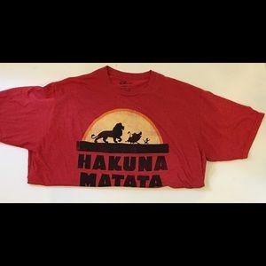 Disney , Lion King ,Hakuna Mata T-Shirt